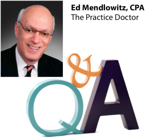 Ed Mendlowitz, The CPA Trendlines Practice Doctor